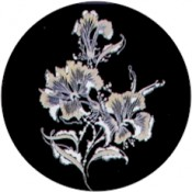 Virma decal 1462-Flower, Gold