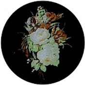 Virma decal 1660 - Roses Pink/Gold