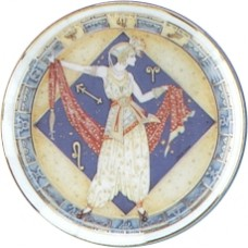 Virma 2118 Phoenician Woman Decal