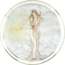 Virma 2128 Fantasy Woman Decal