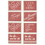 Virma decal 0009 - Complimentary Mug Wrap Sayings