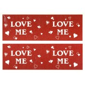 Virma decal 0011 Mug wrap Saying-Love Me