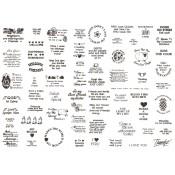 Virma decal 0026 - Mug Wrap Sayings-small fun sayings