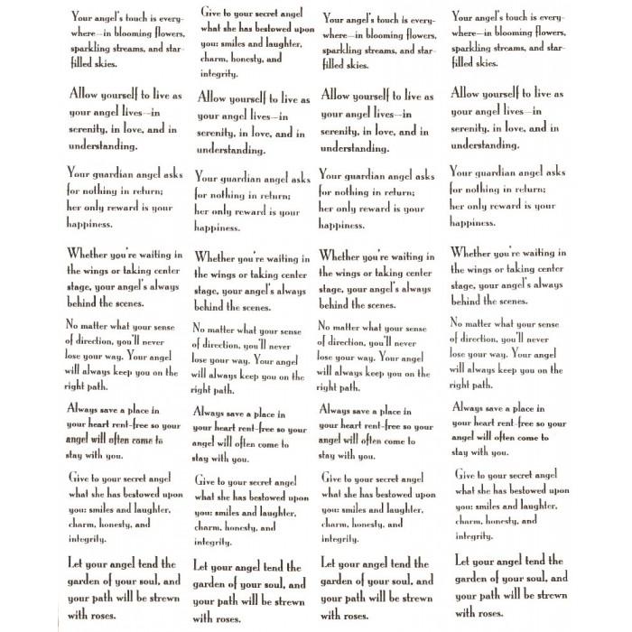 virma decal 0075 mug wrap sayings angel sayings 3