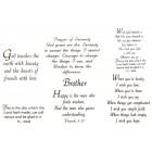 Virma decal 0093-mug wrap sayings-Serenity, God, Brother, Psalm 118:24