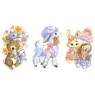 Virma decal 1176 - Easter Designs