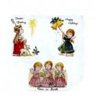 Virma decal 1258- Christmas Children