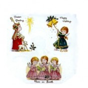 Virma decal 1258- Christmas Children