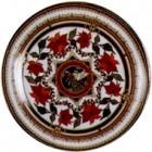 Virma decal 2046 - Christmas Poinsettias, Angel