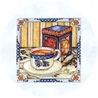 Virma decal MR100-Tea Cup sets
