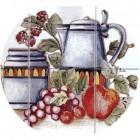Virma decal 2296-Kitchen motif