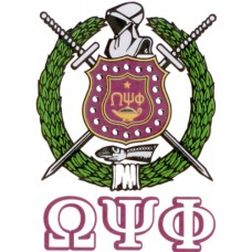 Virma 3368 Fraternity and sorority set Decal