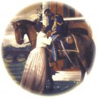 Virma decal 3366 - Cavalry soldier and wife