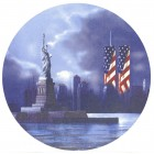 Virma decal AM01- Statue of Liberty in NY Harbor