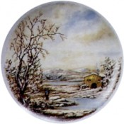 Virma decal 1860 - Winter Scene