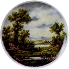 Virma 1862 Summer Scene Decal