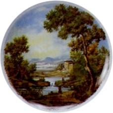 Virma 1864 Spring Scene Decal