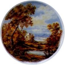 Virma 1866 Autumn Scene Decal