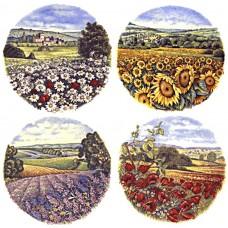 Virma 3230 Field of Flowers Decal