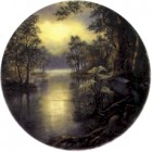 Virma decals 3264 - Scenic Lake, Fishing Scenes