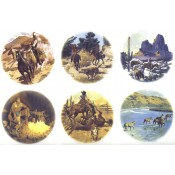 Virma decal 3352 - Cowboy Set