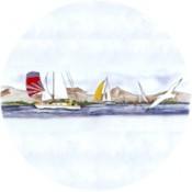 Virma decal 1510- Vacation Mug Wrap