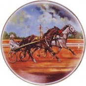 Virma decal 2266 C-Polo/Race Horses Set (3 inch)