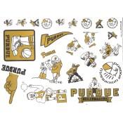 Virma decal 0434- Purdue