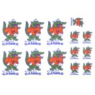 Virma decal 0435- Florida Gators