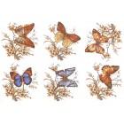 Virma decal 1008-Butterflies