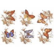 Virma decal 1008-Butterflies