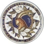 Virma decal 3096-Zodiac Astrology decals