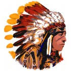 Virma decal 2382 - Warrior Chief