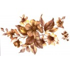 Zembillas decal 0252 Size B/C - Roxanne Flower Arrangement (2 sheets: buy 1, get 1 free!)