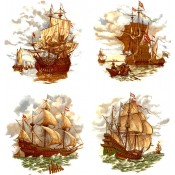 Zembillas decal 0688 - Oceanbound Ships