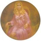 Zembillas decal 0810 - Girl in Negligee