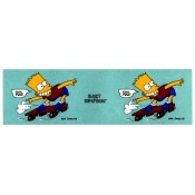 Zembillas decal 0853 - Bart Mug Wrap
