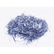 Dazzle grass - Silver Metallic