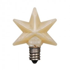 Silicone Star Bulb - Small