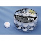 LED Candle Tea Lights - 24 Pack