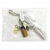 Small tree kit with flat bracket socket