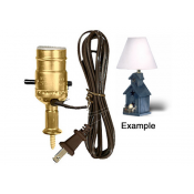 Birdhouse Lamp Kit
