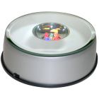 Illuminated Display Base - Changing Lights, Battery Operated