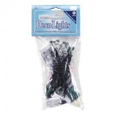 Clear Mini-Bulb Light String - 7.5 ft.