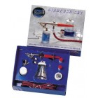 Paasche single action airbrush kit