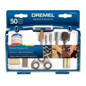 Dremel 50-piece Rotary General Purpose Kit