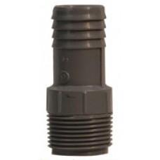"""1"""" Plastic Nozzle Adaptor"""