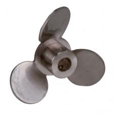 Pull-Type Propeller Blade