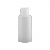 1 oz. Plastic Bottle (Plain)