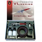 Paasche double action airbrush kit VL-SET